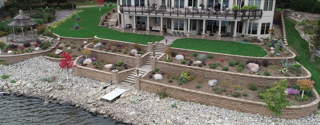 retaining walls | Be informed Home Inspections |