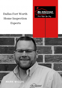 Mark Willis | Be Informed Home Inspections