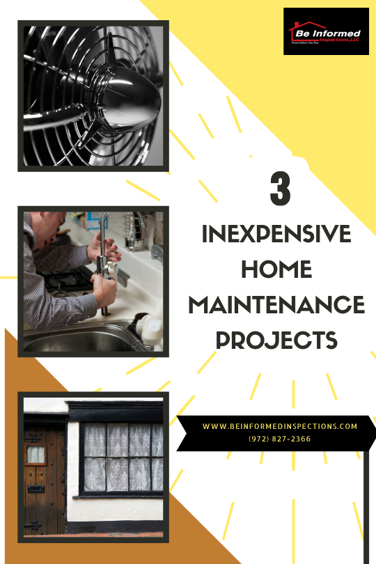 Home Maintenance Project