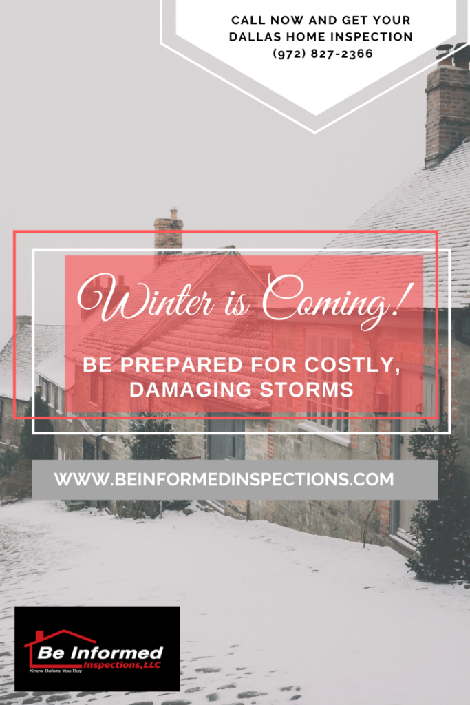 winter is coming - be informed