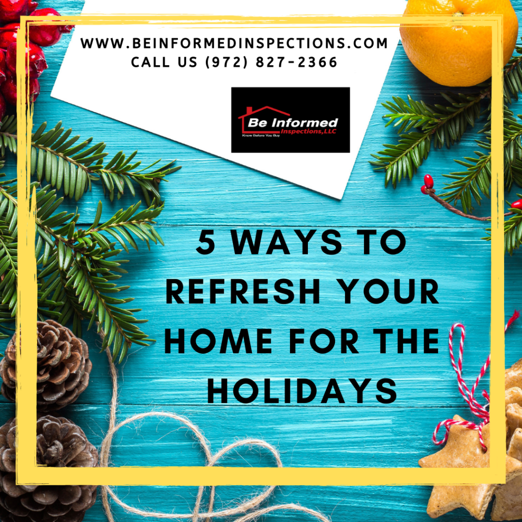 holidays Be Informed Inspection