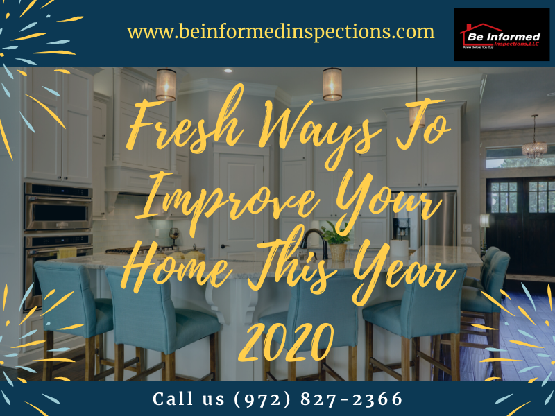 Be Informed Inspections year 2020