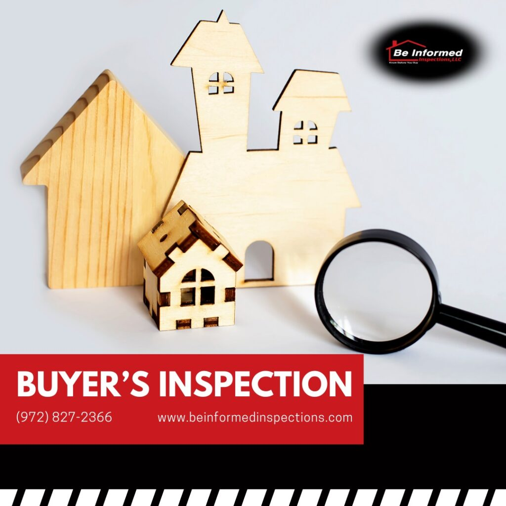 Dallas Texas Buyer's Inspection